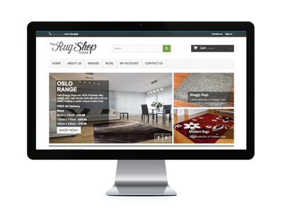 The Rug Shop Online